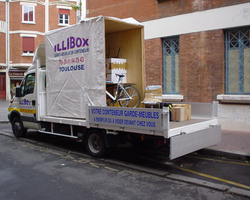 ILLIBOX - Toulouse - Garde-meubles