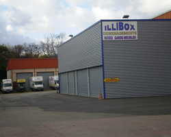 ILLIBOX - Toulouse - Location de box - Location de box individuel : de 3,3m² à 50m²